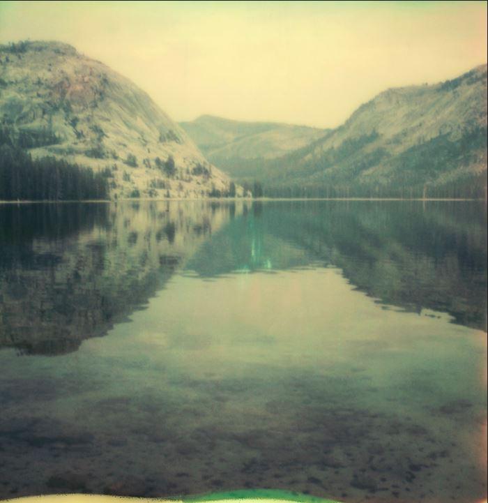 """""""Tenaya Lake"""" by Laura Alice Watt"""