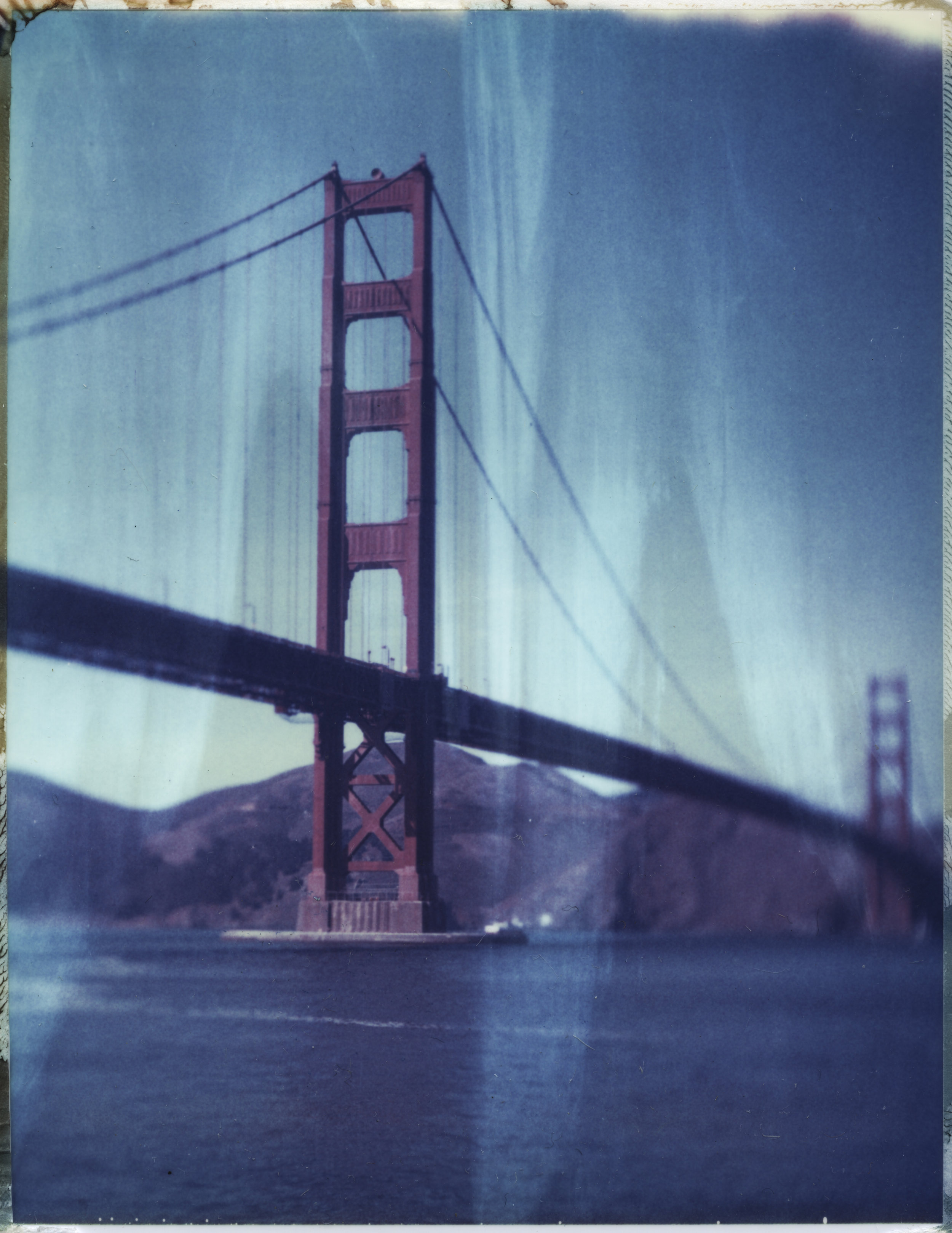 """Golden Gate Bridge, San Francisco"" by Peter Knight"
