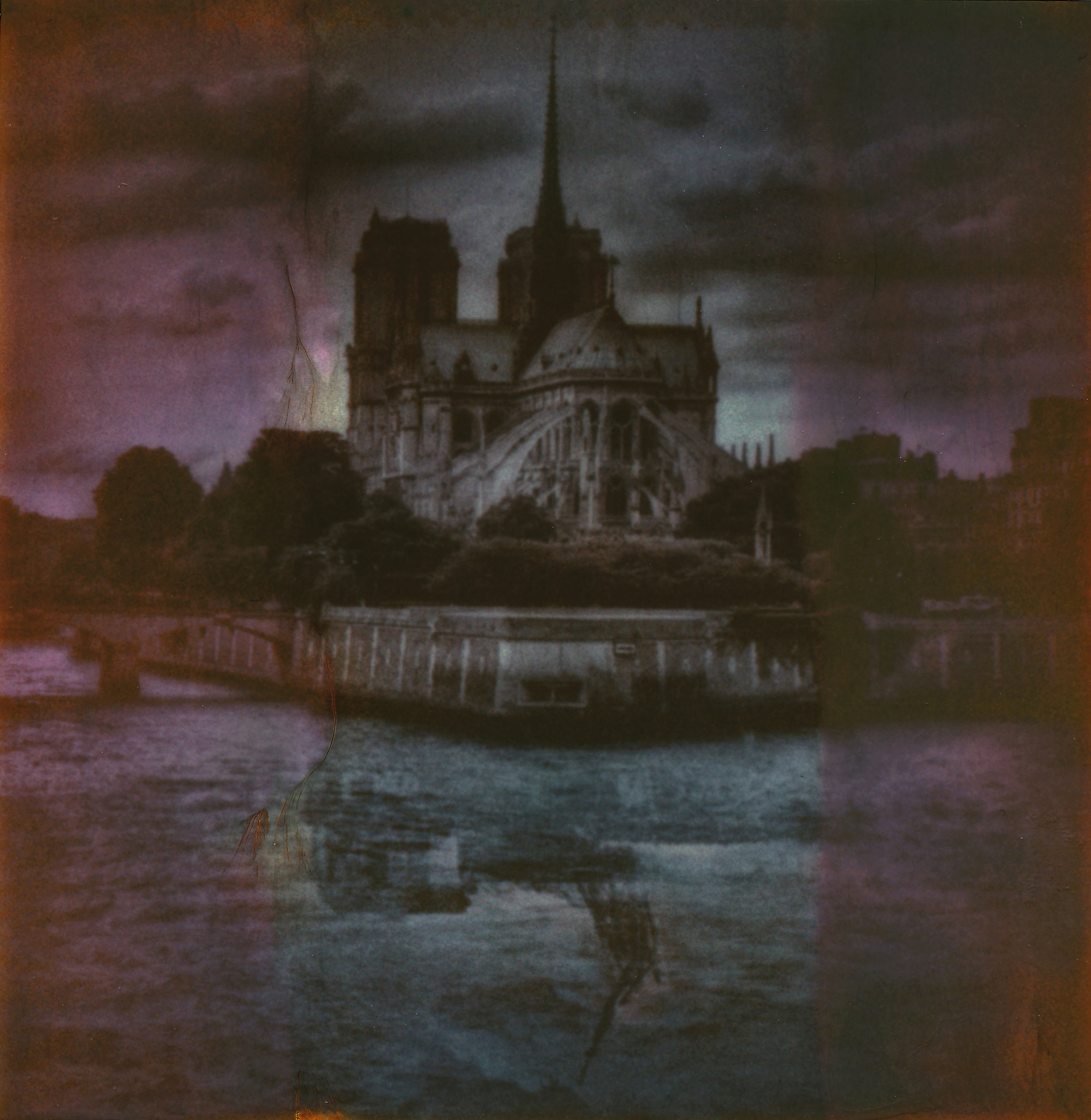 """The Fate of Notre Dame 1 "" by Anika Neese"