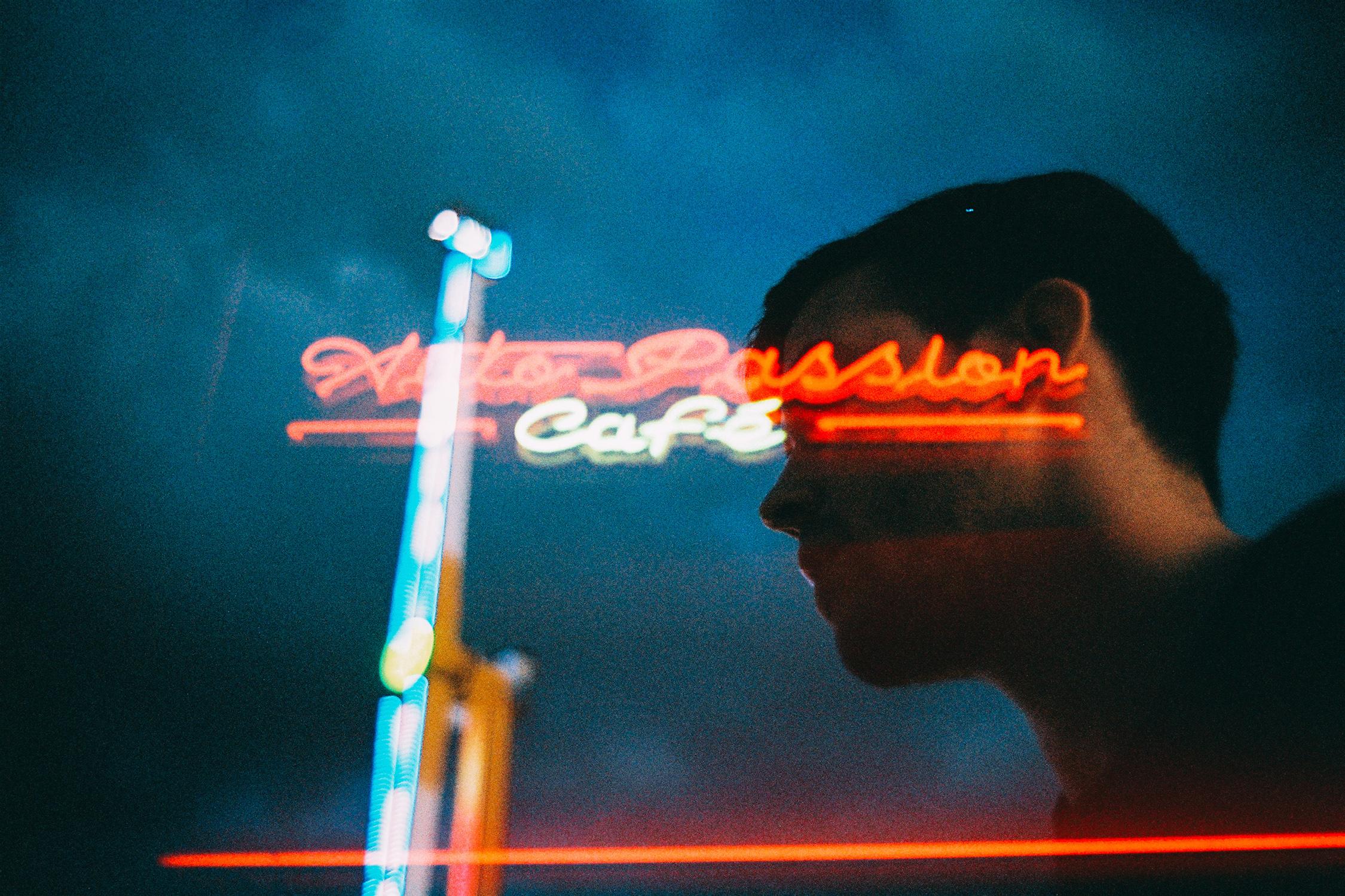 """Neons"" by Louis Dazy"