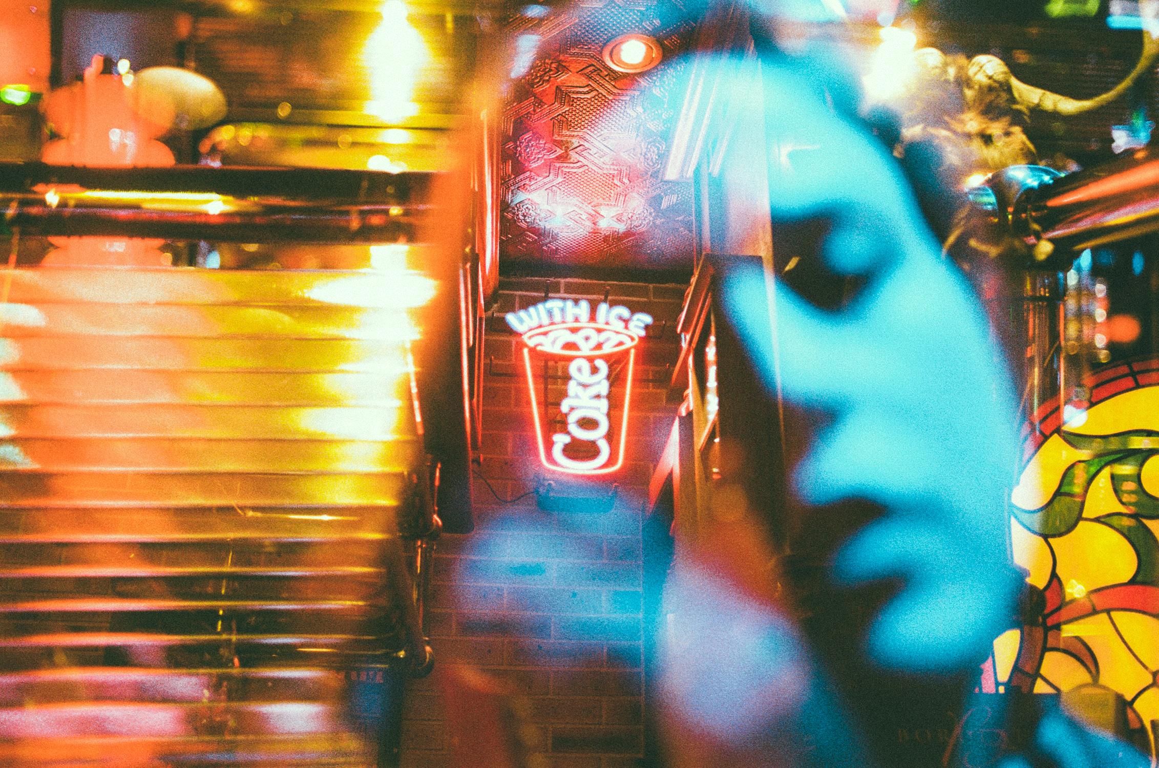 """""""Dive Bar"""" by Louis Dazy"""