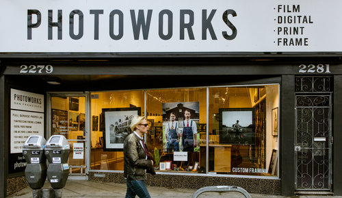 Interview: Photoworks SF - Analog Photography in the Digital