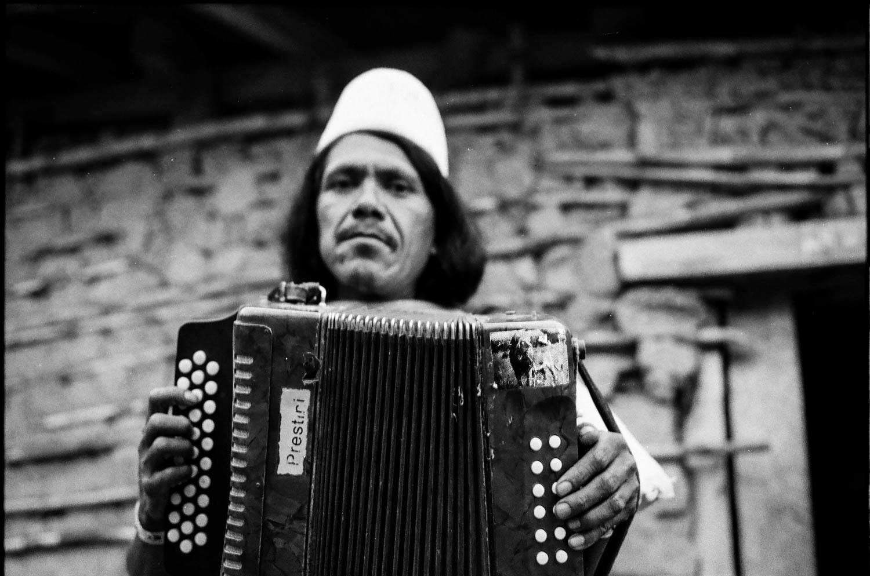 """Iku shaman Bernardo Torres"" by  Juan Sebastián Zapata Mujica"