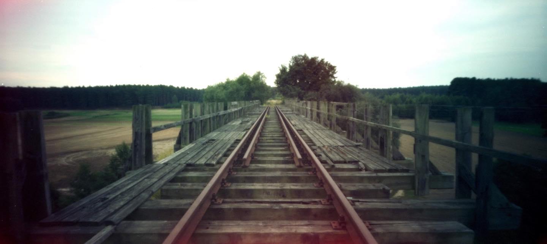 """""""Rails"""" by Przemysław Klimek"""