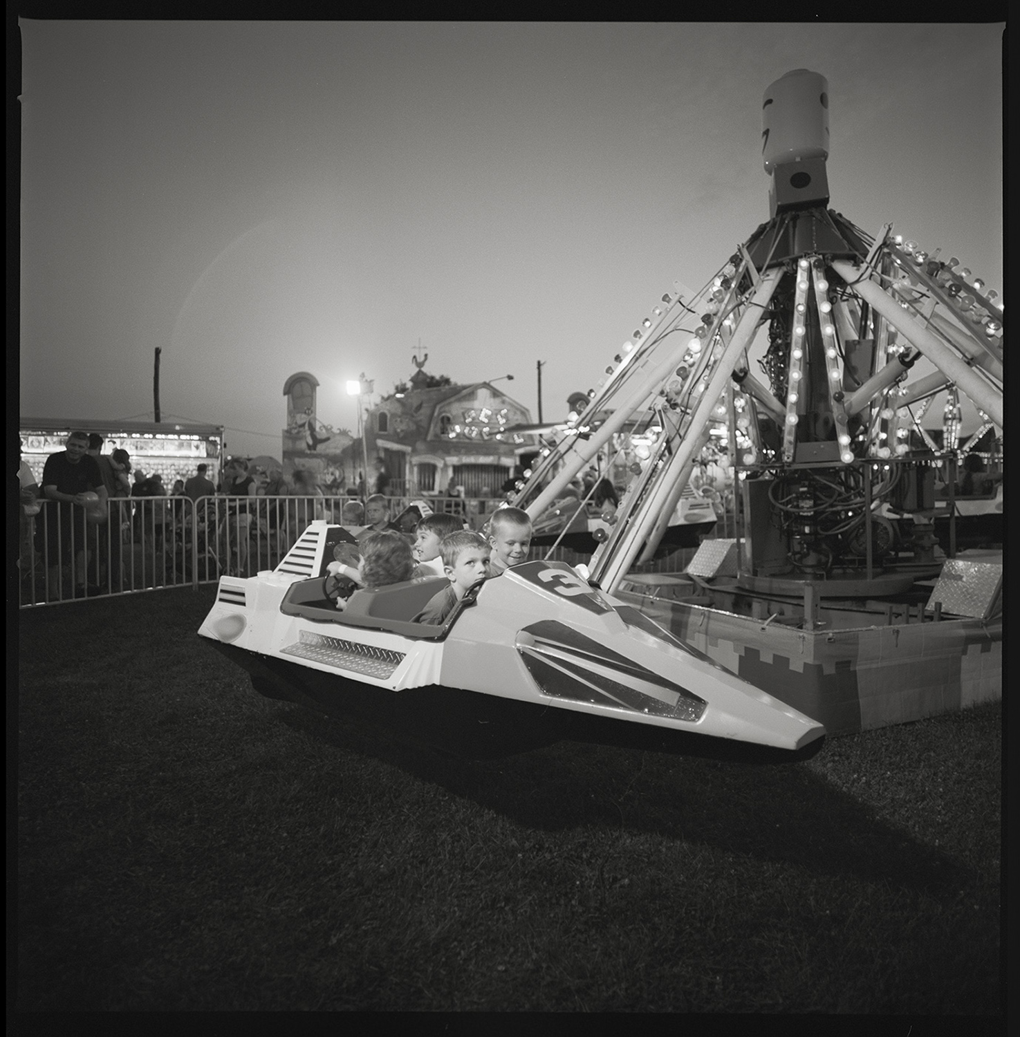 An image from Eric Kunsman's series Private