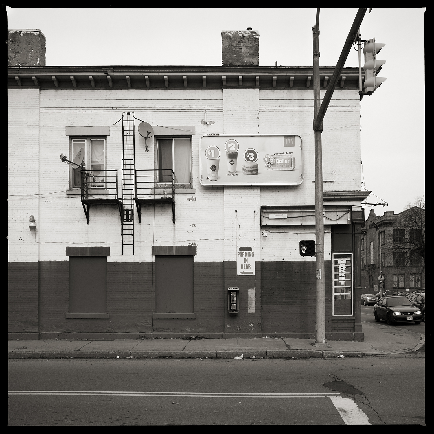 An image from Eric Kunsman's series Felicific