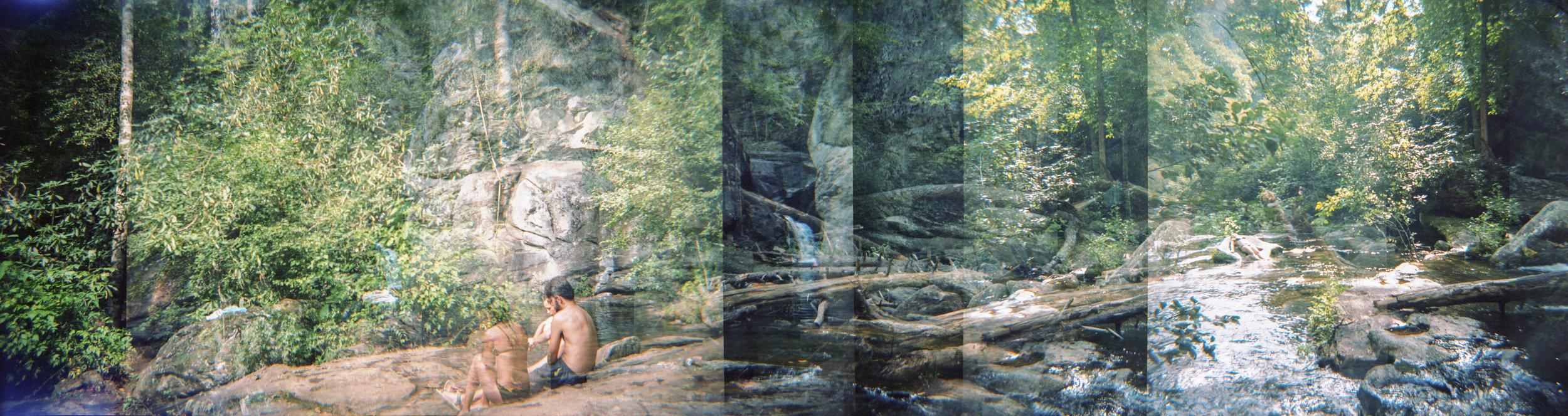 """Paradise Falls"" by Bronwen Hazlett"
