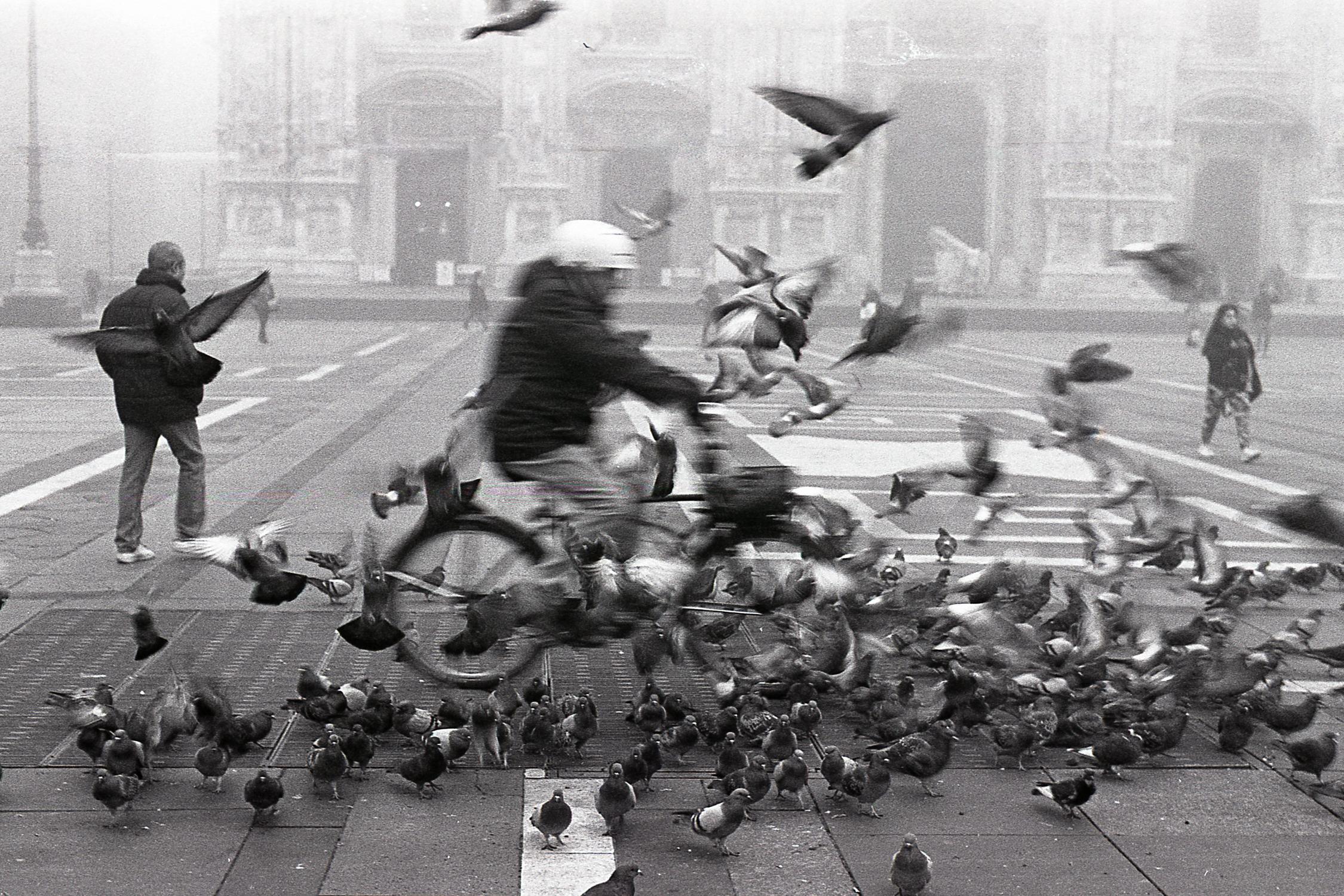 """""""Piazza del Duomo, Milan, Italy"""" by Giovanni Mazzuchelli"""