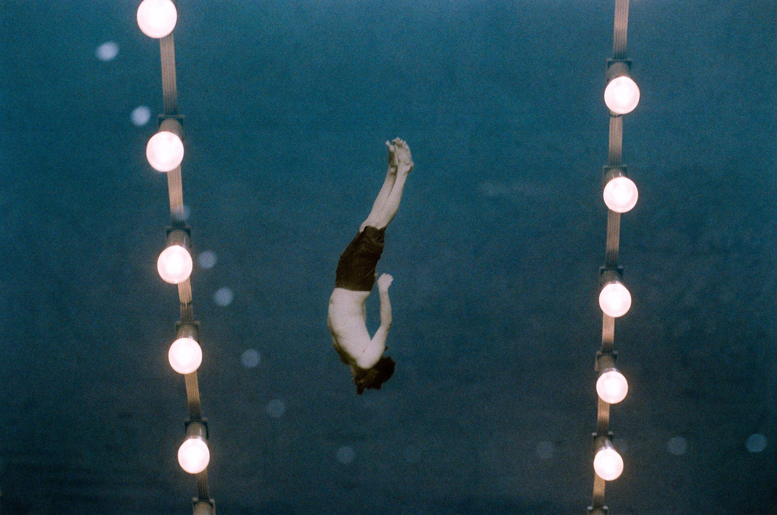 """Diving Deep"" by Fredrik Berntsson"