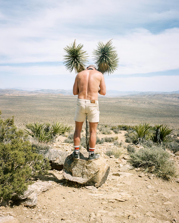 """""""John, Joshua Tree, CA, 2018"""" by Andrew Janjigian"""
