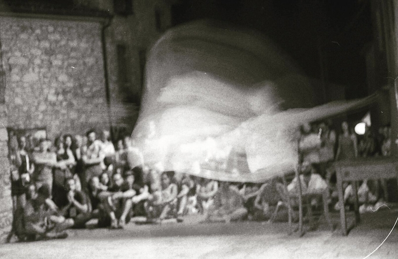 """The Night Dedicated to Nureyev"" by Matteo Scarpa"