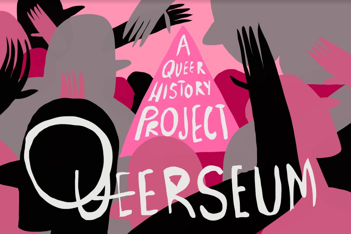 A Queer Museum located in the UK's 1st LGBT+ Homeless Shelter & Community Center - http://lgbtiqoutside.org/the-project/