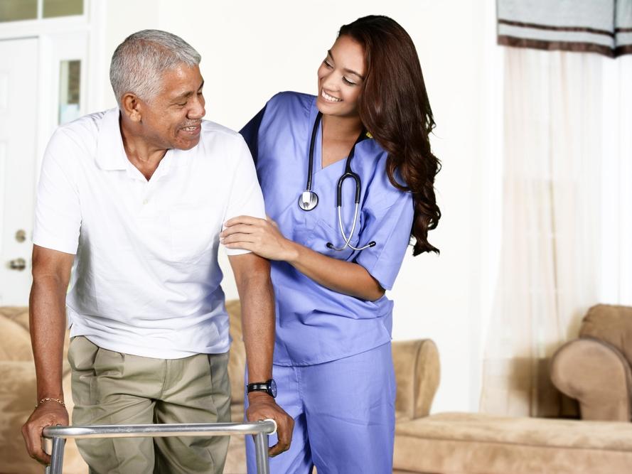 Home Health Aide -