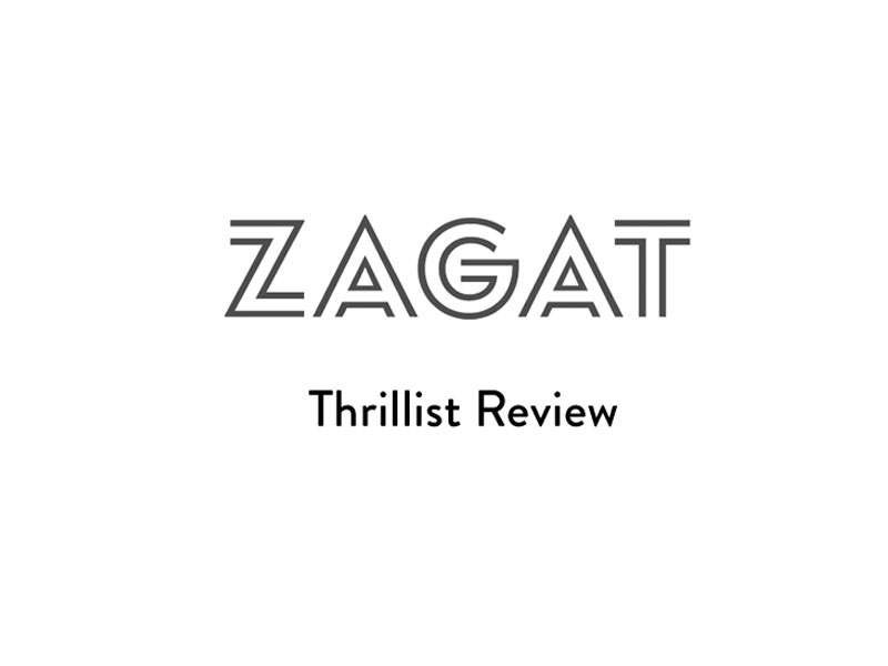 Zagat Review