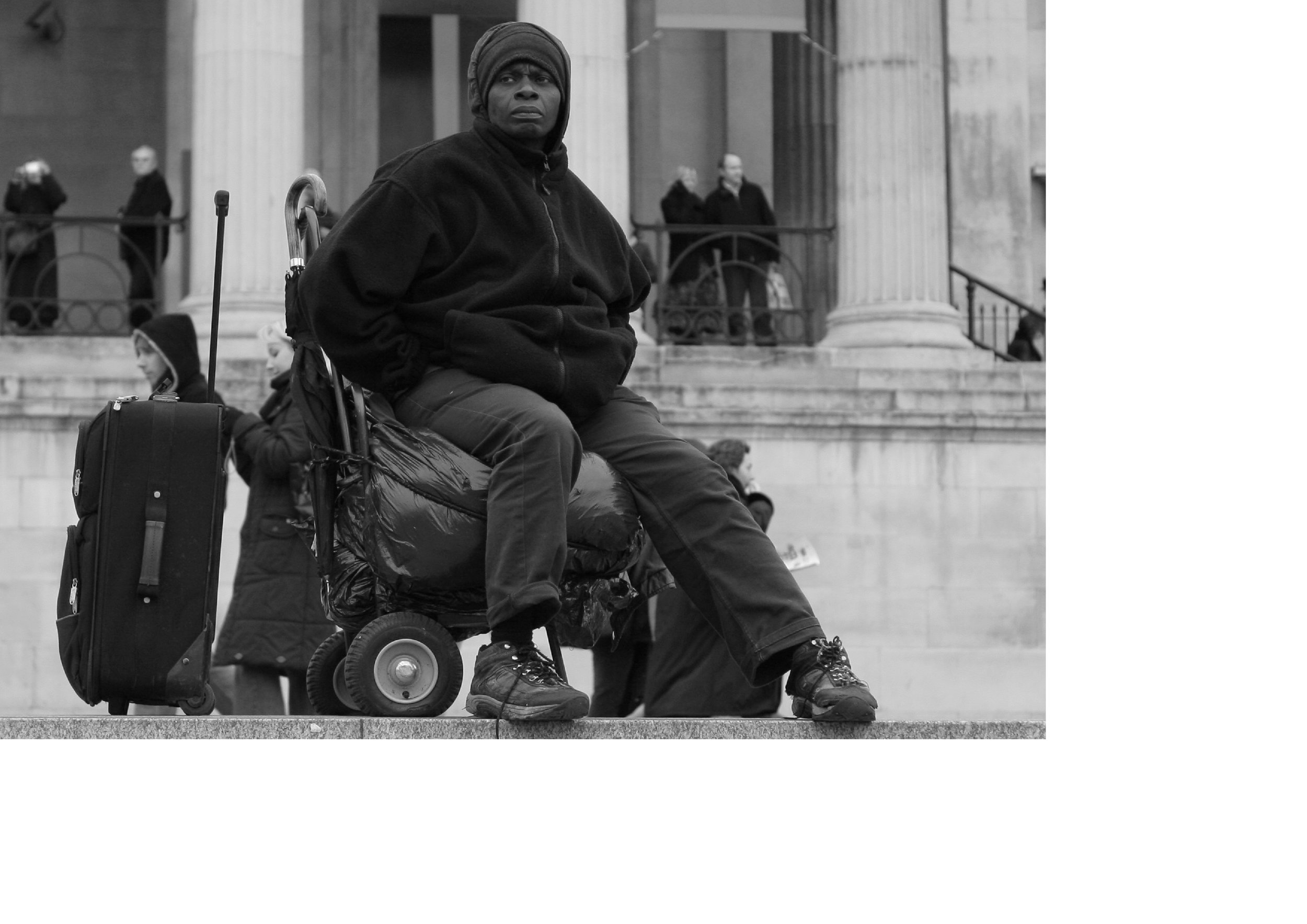 Chronically homeless - Chronic homelessness is defined as an individual who has a disability and has experienced homelessness for a year or longer, or an individual who has a disability and has experienced at least four episodes of homelessness in the last three years (must be a cumulative of 12 months).
