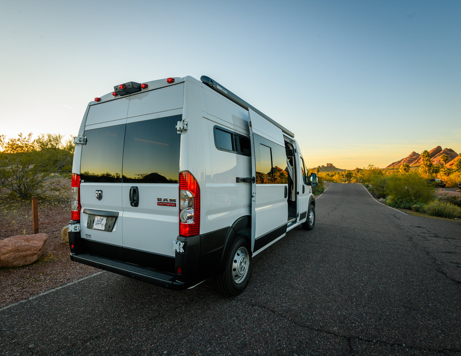 Purchase Process Boho Camper Vans Buy Or Rent Camper Vans In Arizona