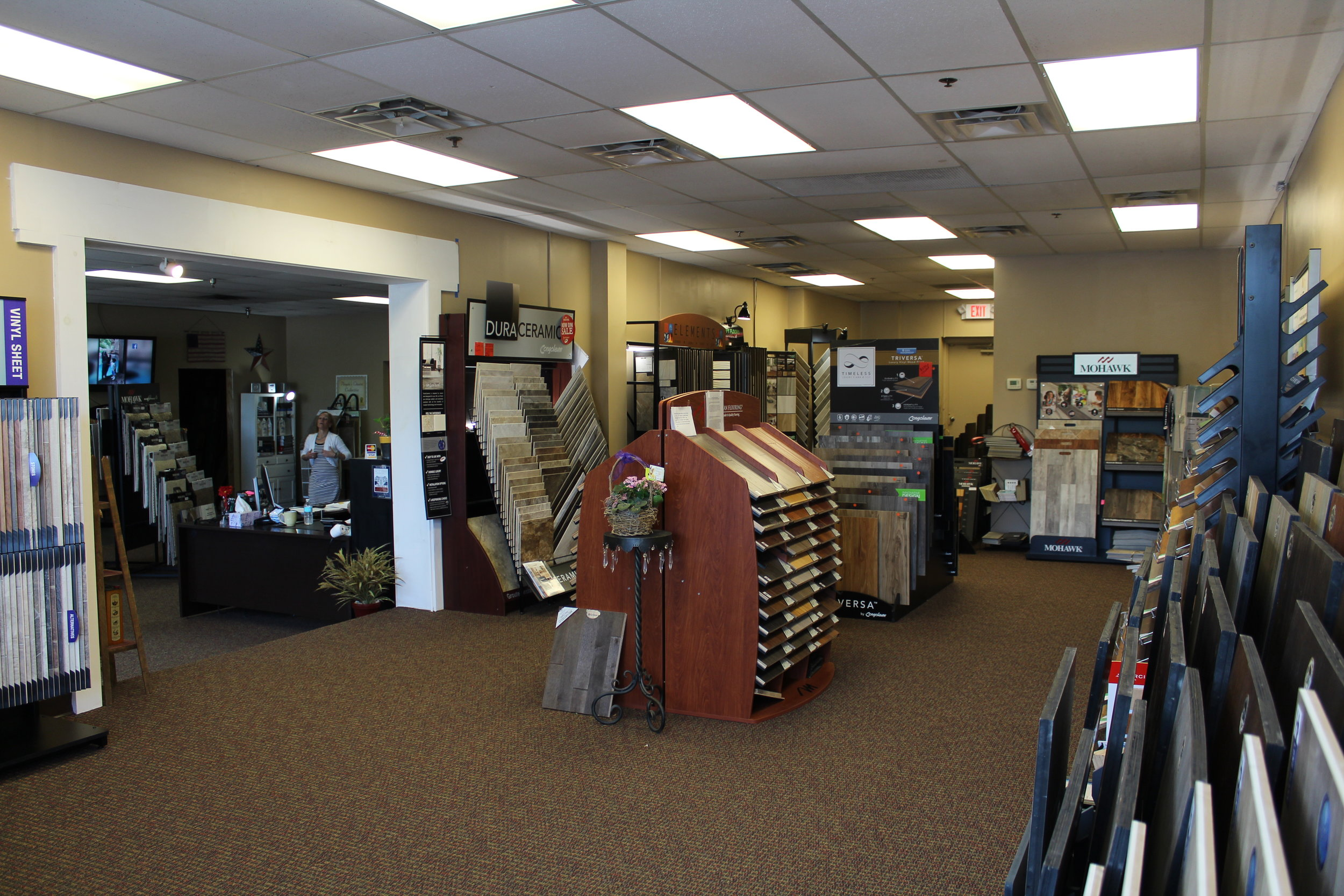 Flooring Showroom Burnt Hills