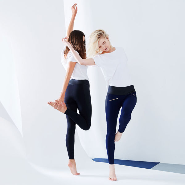 aday - ADAY is all about functional athletic wear that you can take from the gym to the supermarket. They use high quality fabrics that are breathable and sweat-wicking and they work with the best factories in the world to ensure the factory is working under safe and ethical conditions. I'm loving this sports bra!