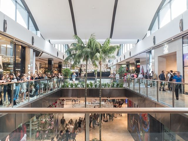 Chermside Shopping Centre  Project completed while at Westfield Design/Construct  #de_volution #chermsideshoppingcentre