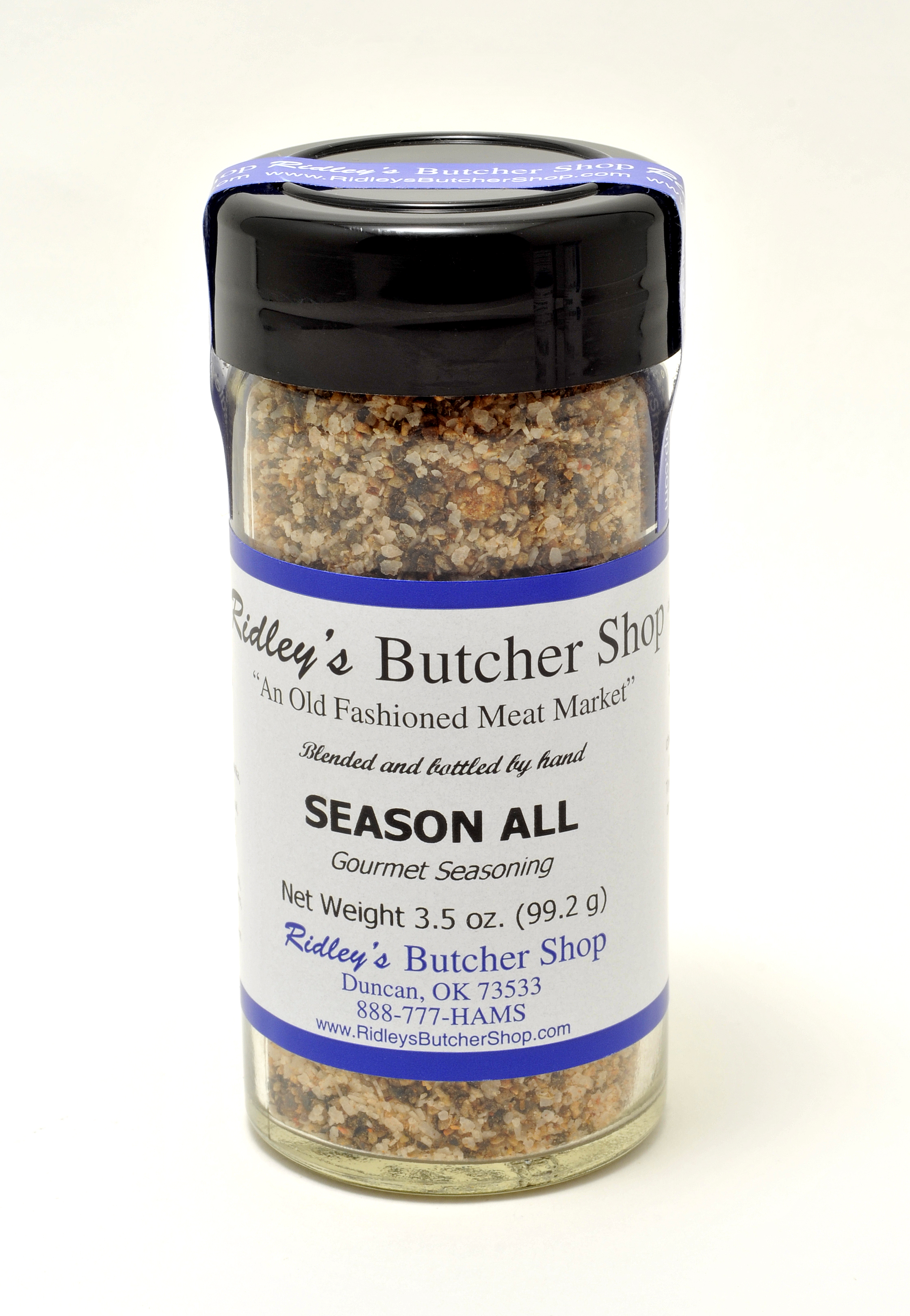 Steak seasons and rubs