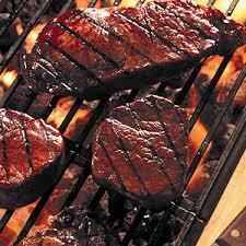 Aged Newyork Strip Steaks