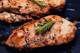 Marinated Boneless, Skinless Chicken