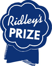 Ridley's Prize