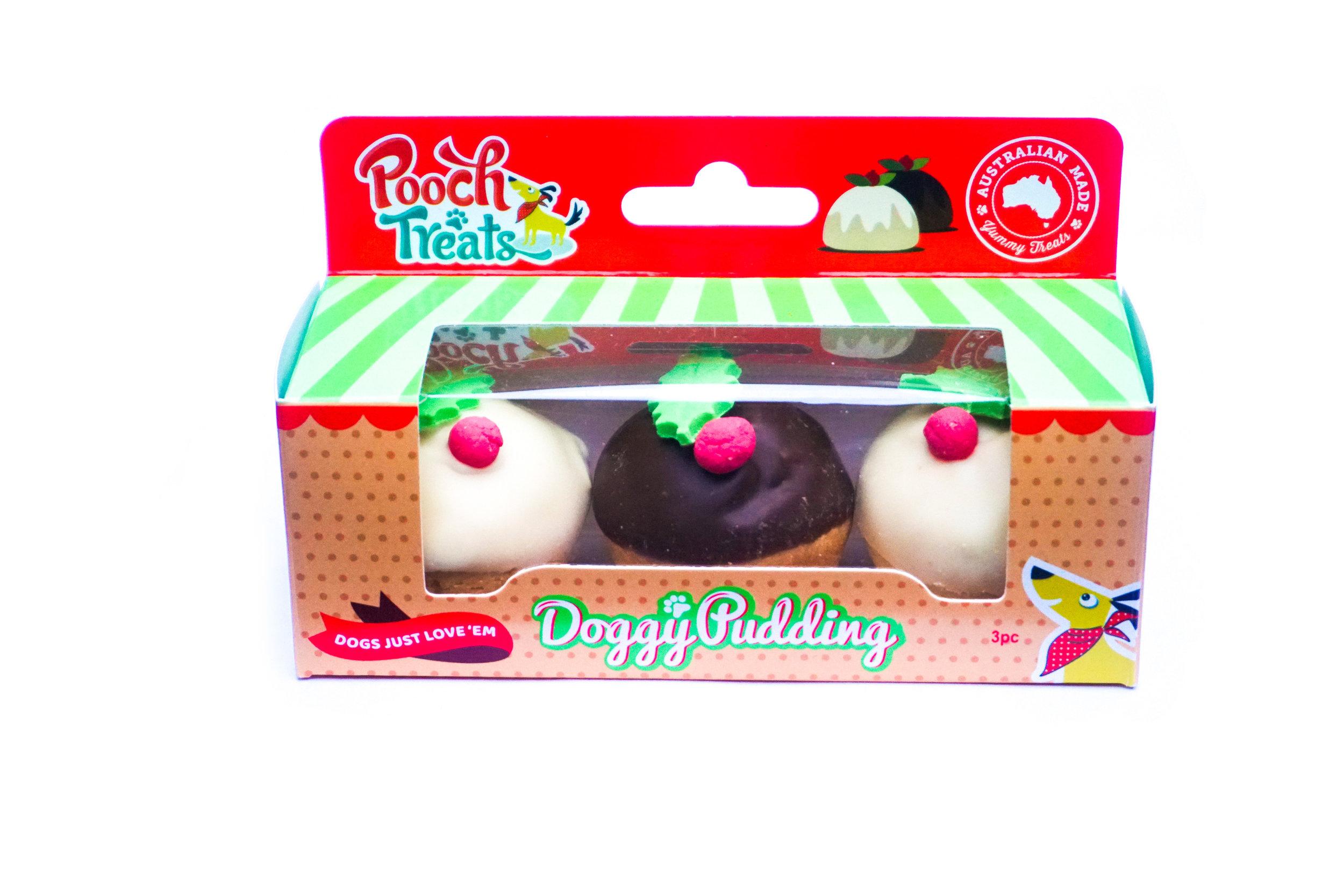 Doggy Puddings (Seasonal)