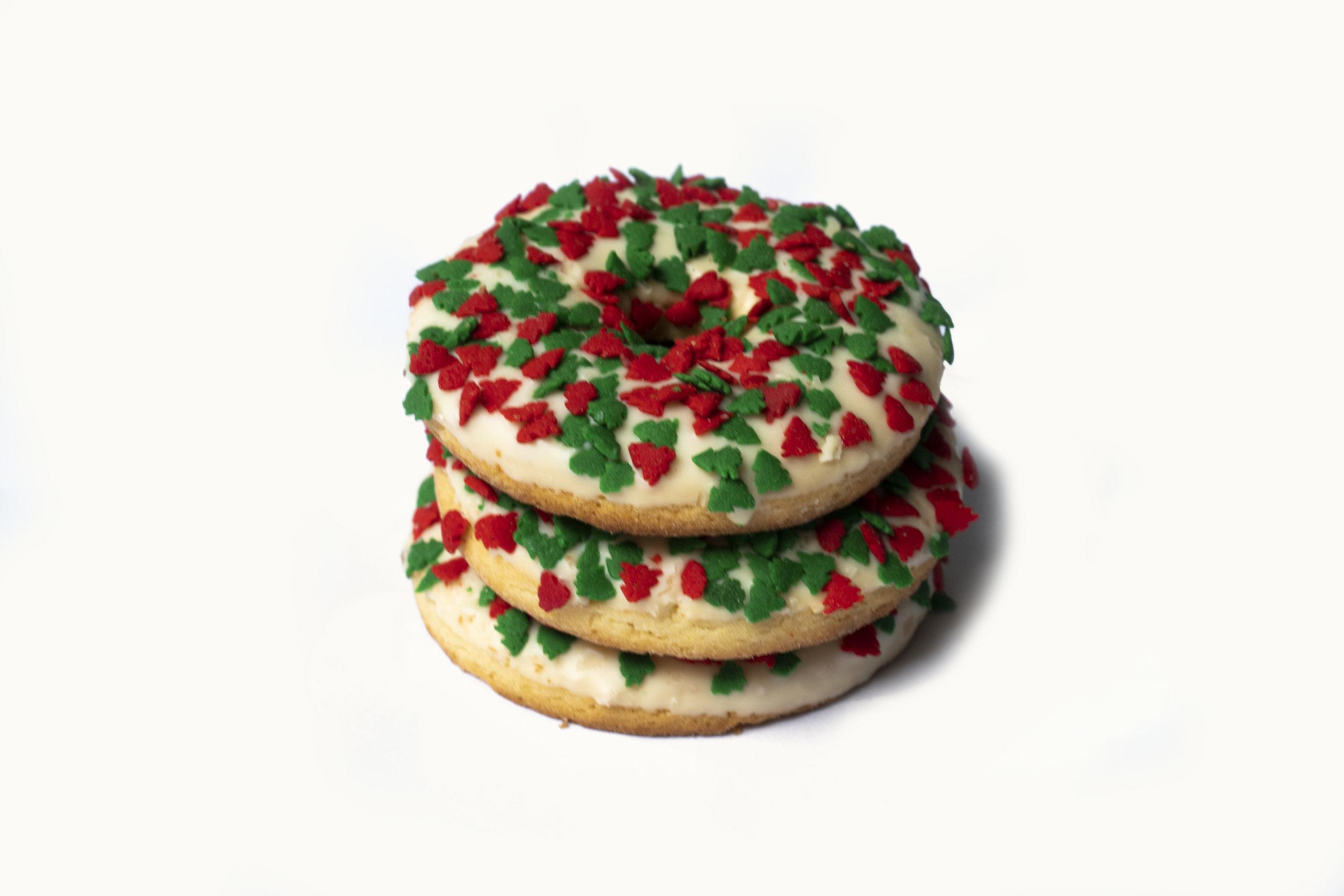 Xmas Donuts
