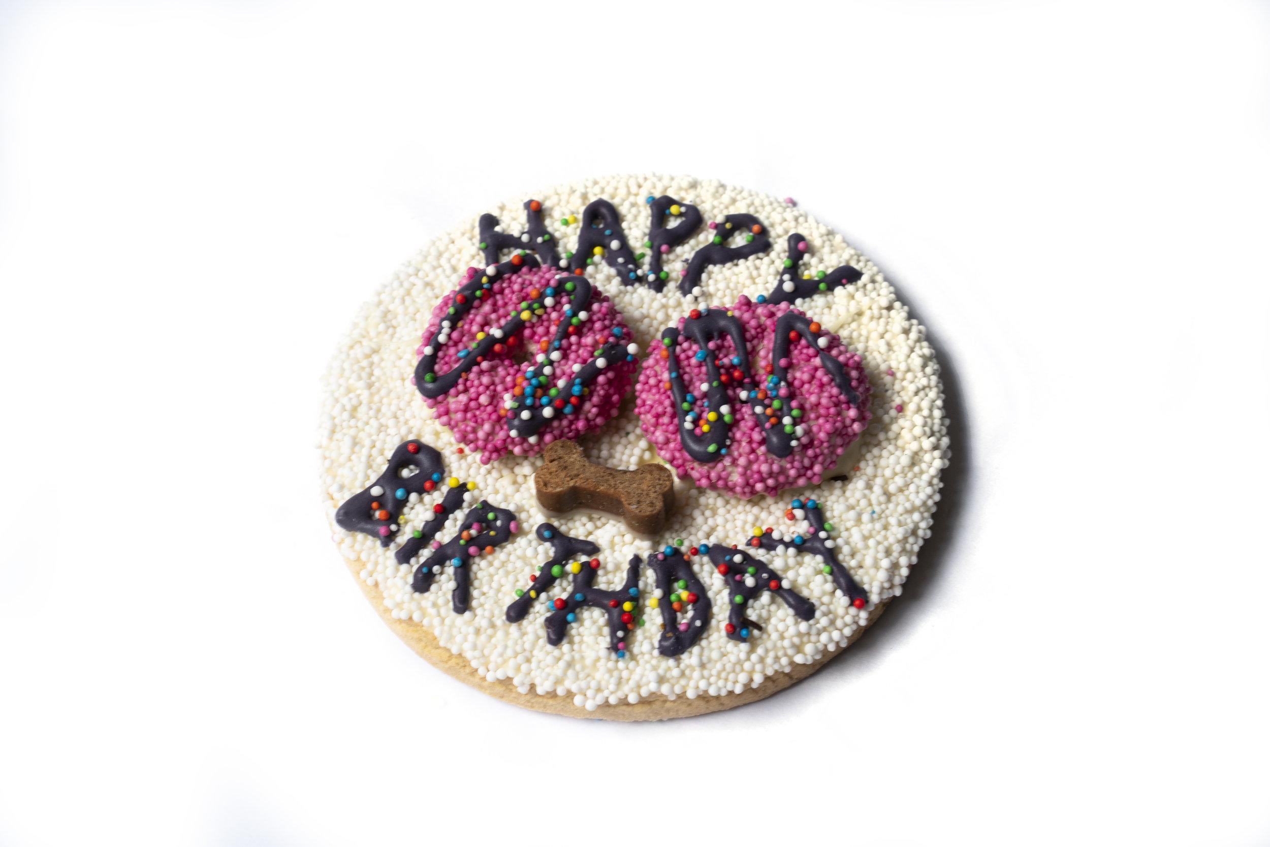 Happy Birthday Donut