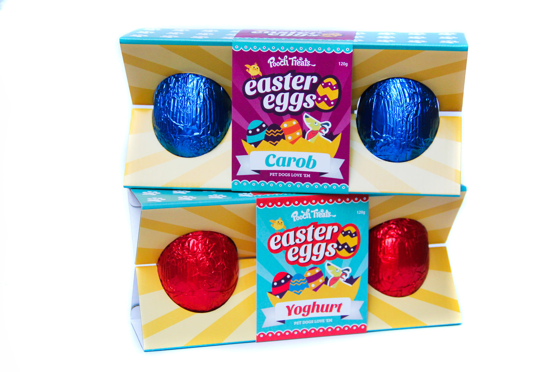 Easter Eggs (Pack of 3)
