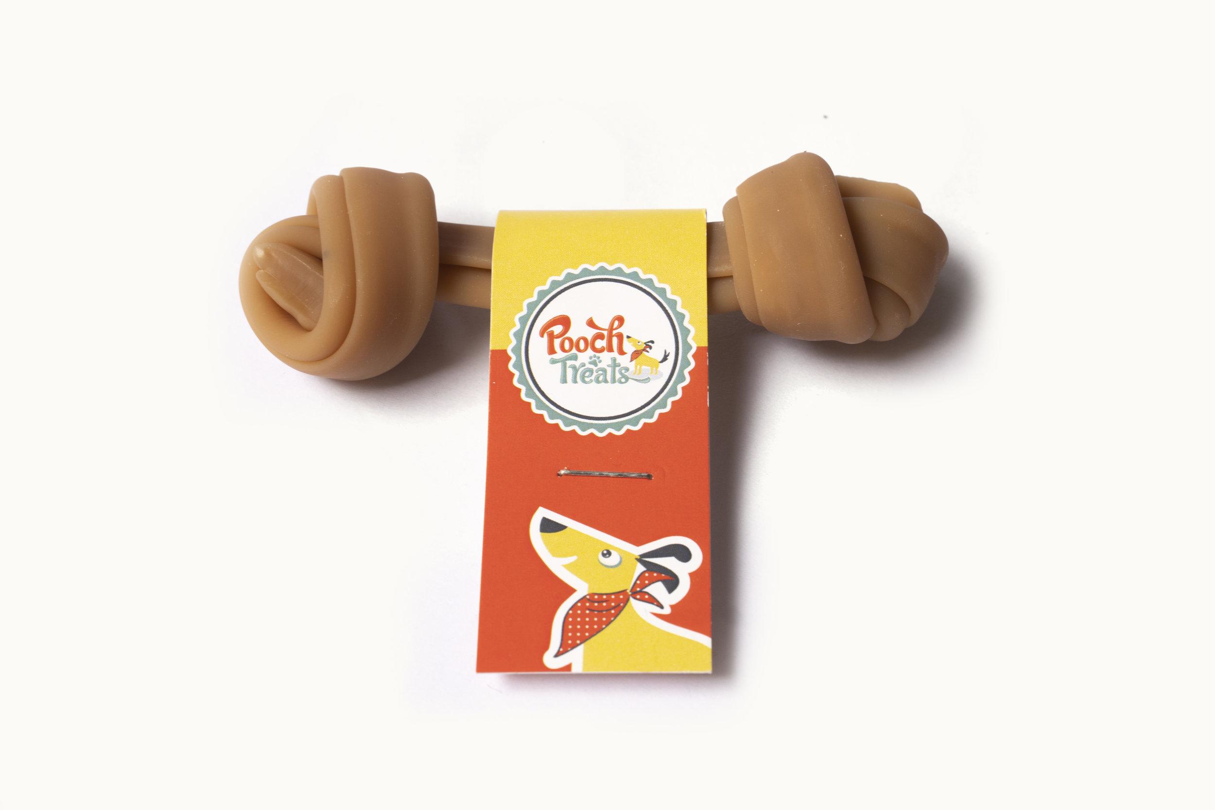 Non Rawhide Tasty Chew Bone Peanut Butter