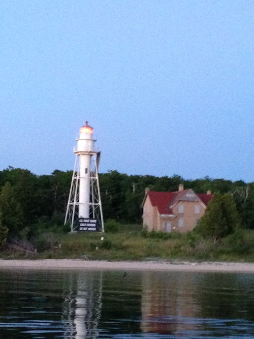 Plum Island Range Light