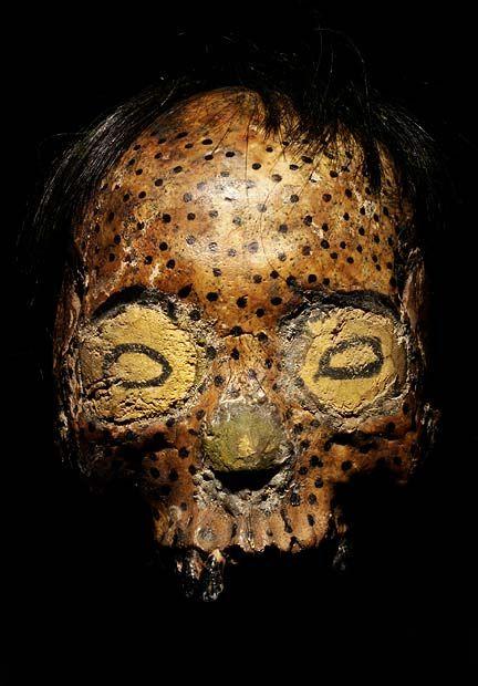 Chief Ancestor Skull