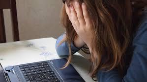 Unhappy on Facebook