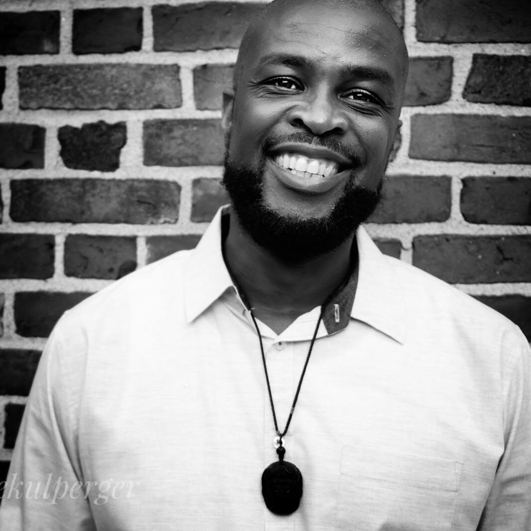 Executive Director, Lead IAAM Teacher - Travis Spencer MA. is the Executive Director and lead IAAM Teacher. His goal is to help facilitate healing in the African American Community by promoting the importance of mental health, mindful living, and holistic wellness.