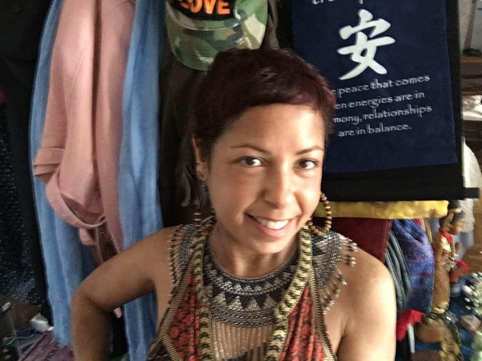 - Iris Rivera: leading Discussion and Sound Meditation.