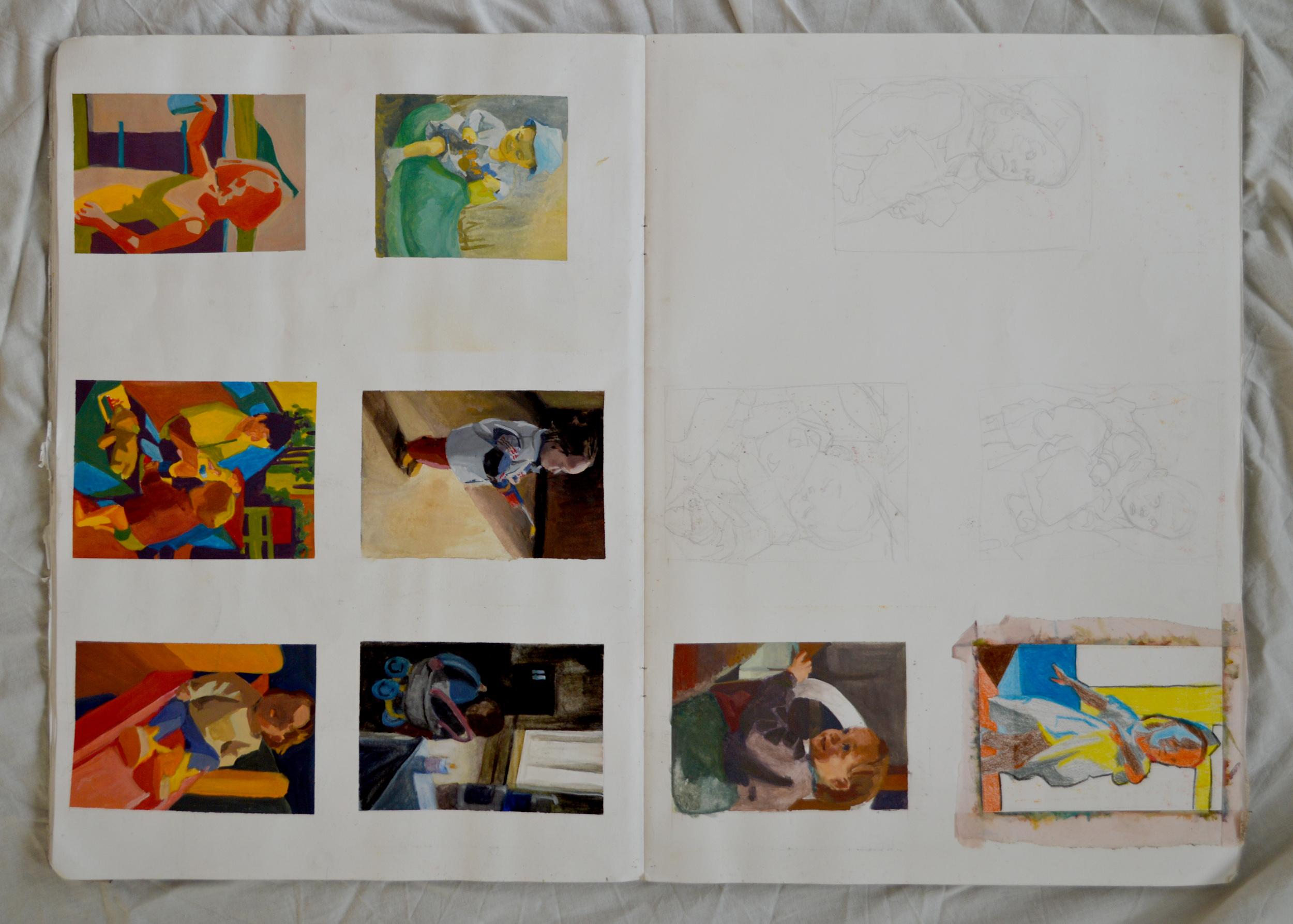 Sketchbook 03