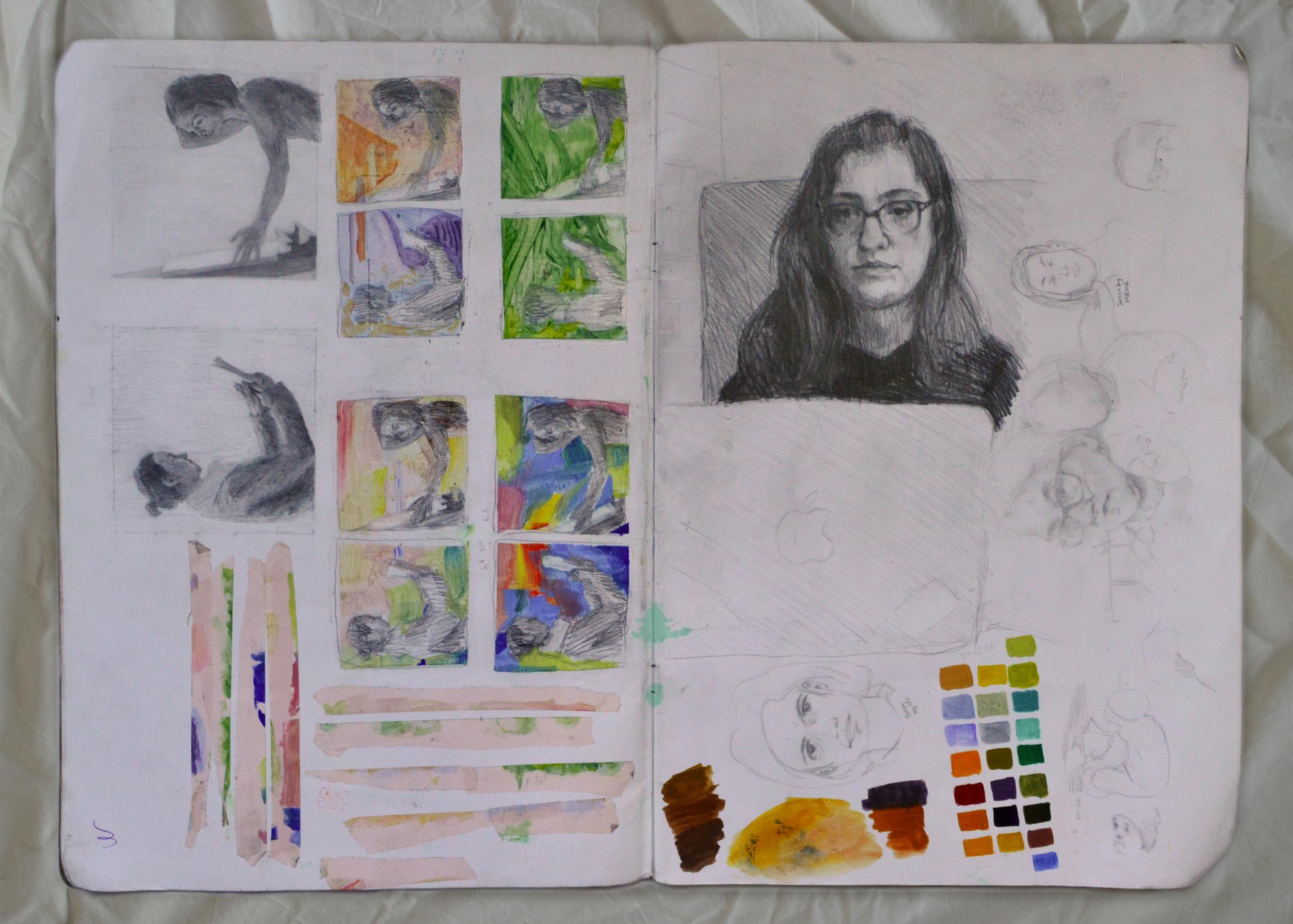 Sketchbook 07