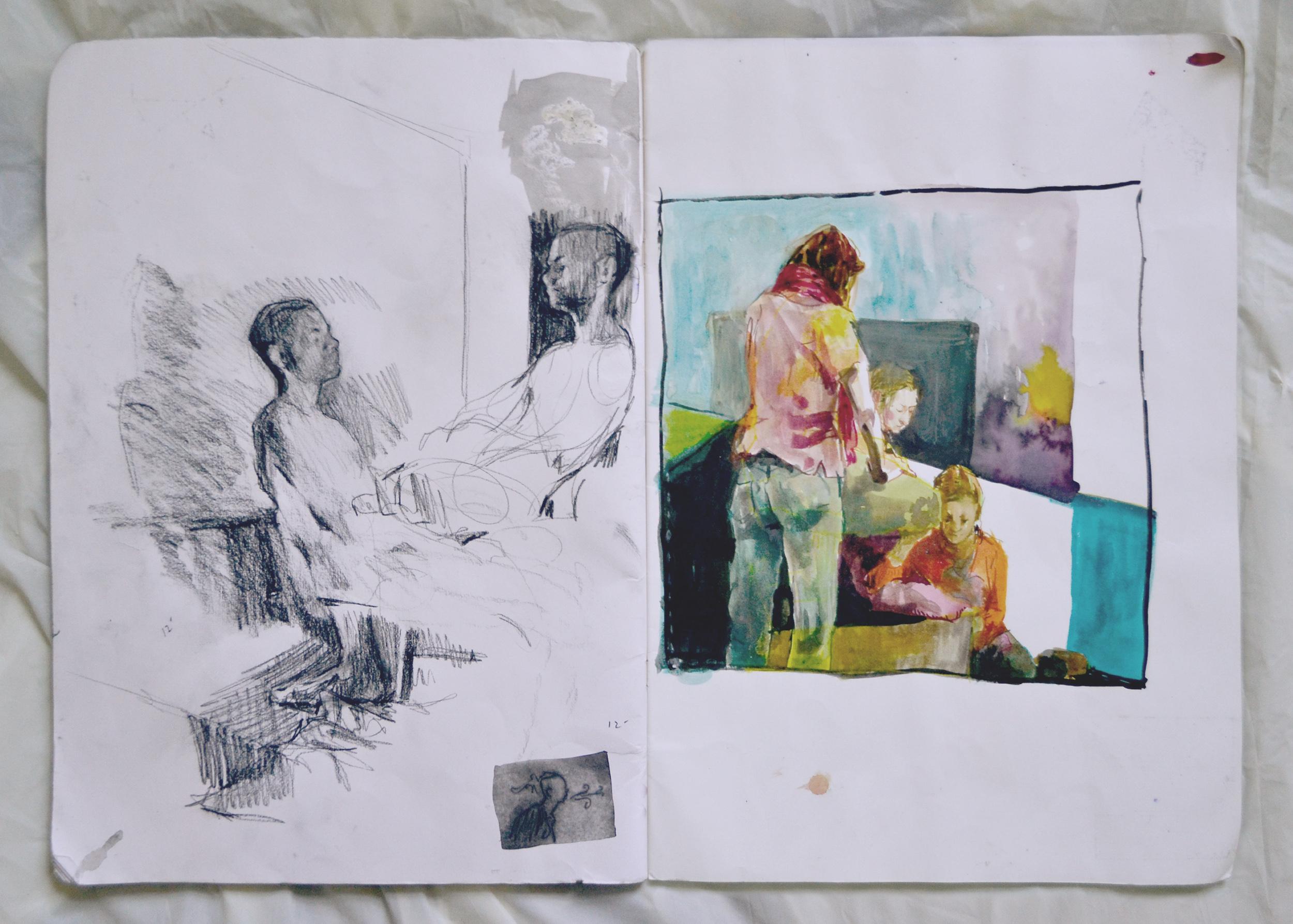 Sketchbook 08
