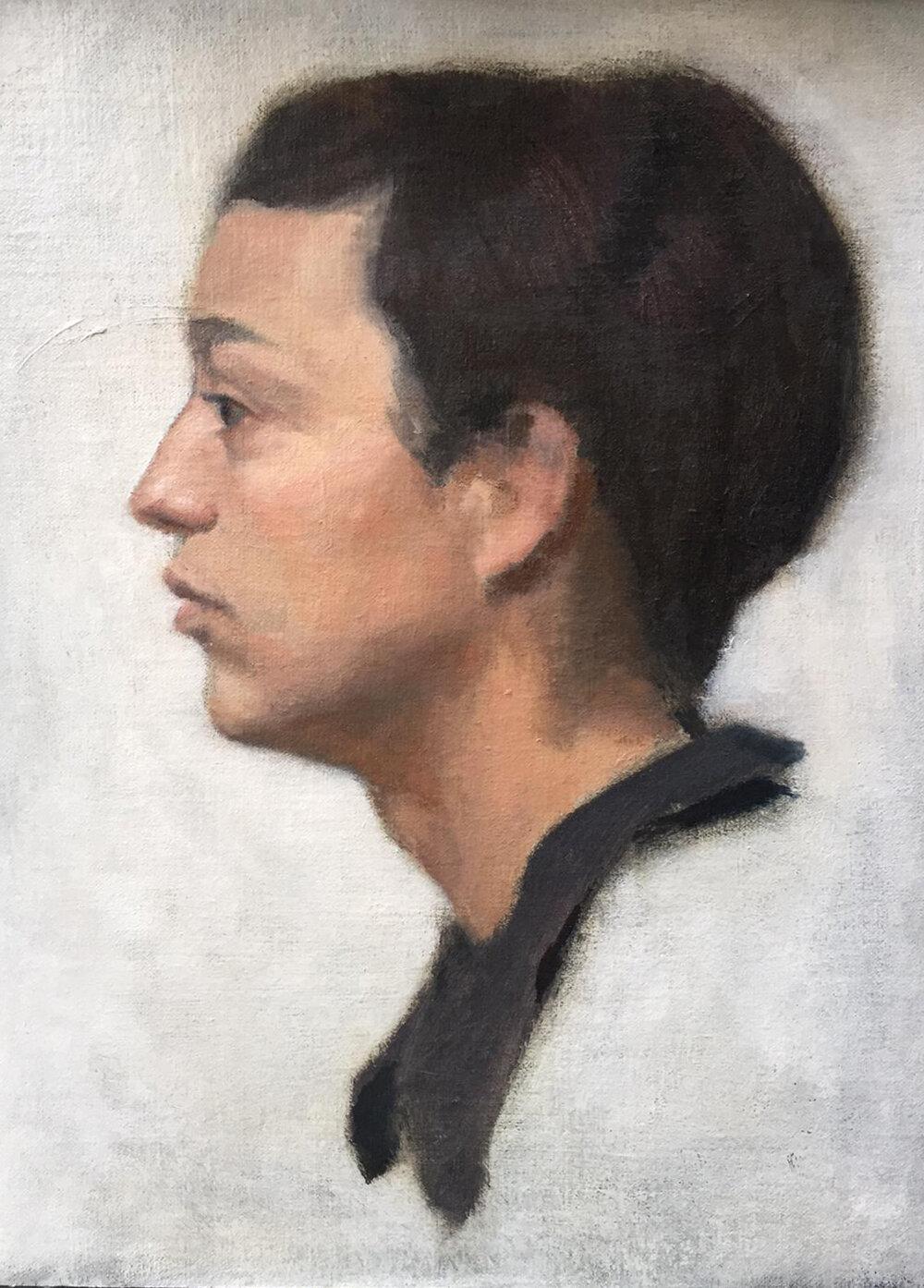 Une peinture de Sam Clayden