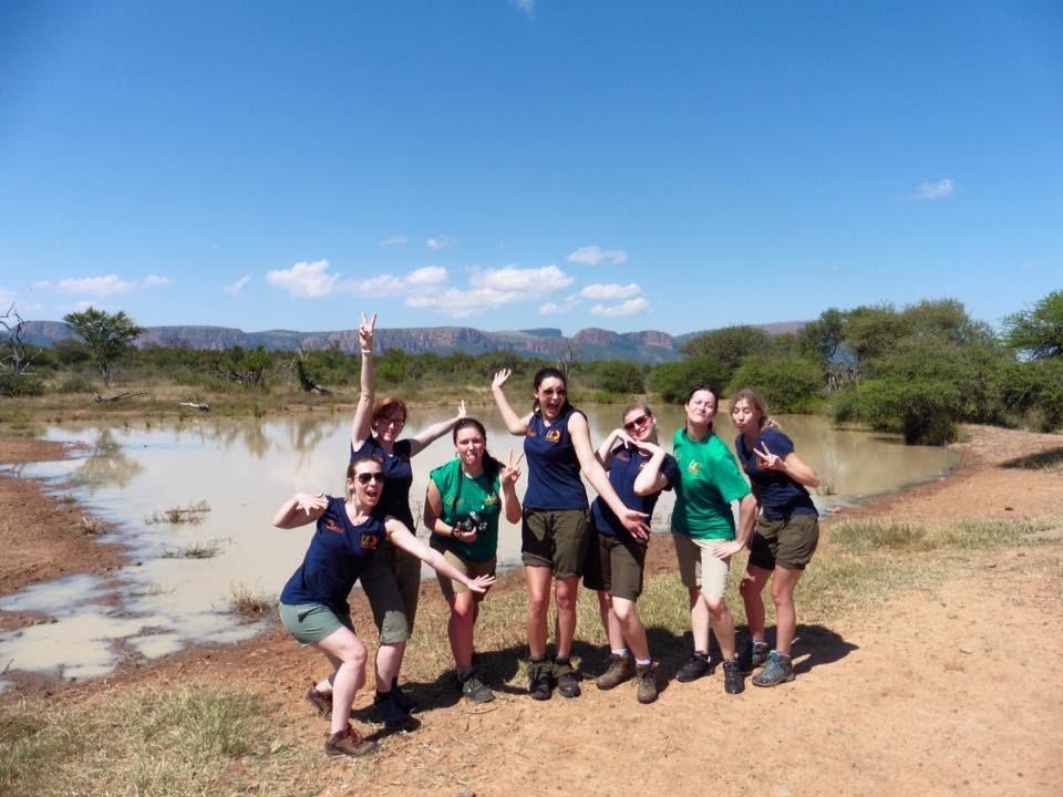 Etelä-Afrikassa vapaaehtoisena vuonna 2017 @ekomatkaajat