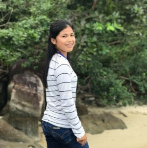 Ranee, Friends of Koh Rong student