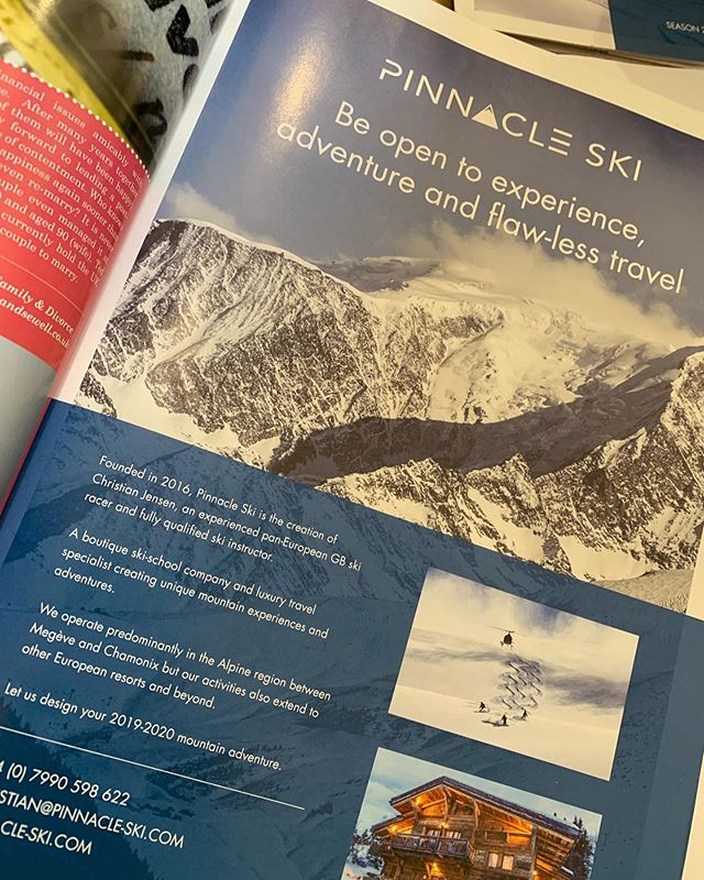 Have you planned your winter trip? #pinnacleski #travelconsultants #skischool #winter #travel #ski