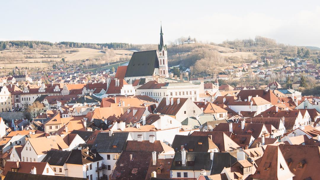 Cesky Krumlov - UNESCO Site