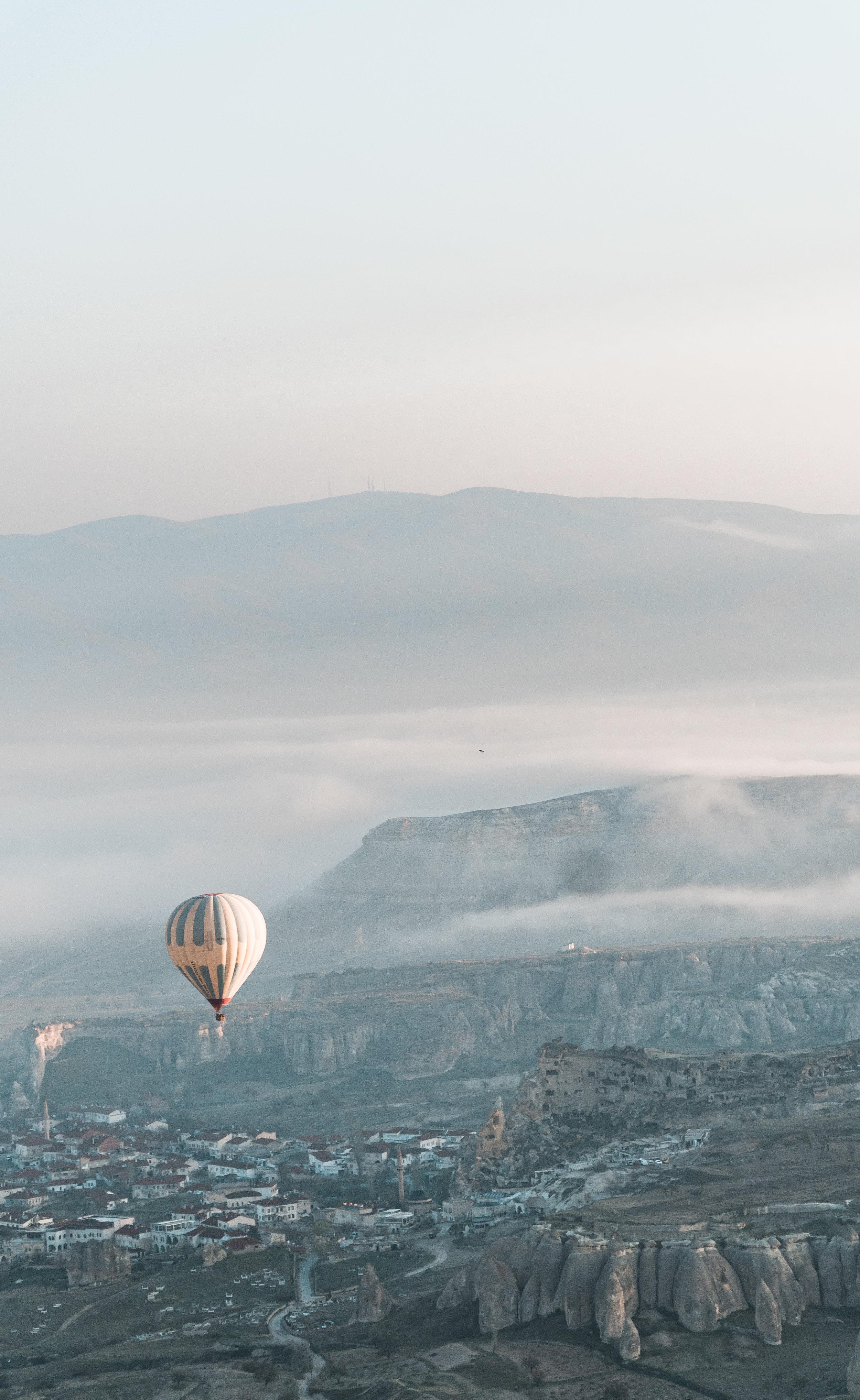 Magical Cappadocia - Hot Air Balloon Journey