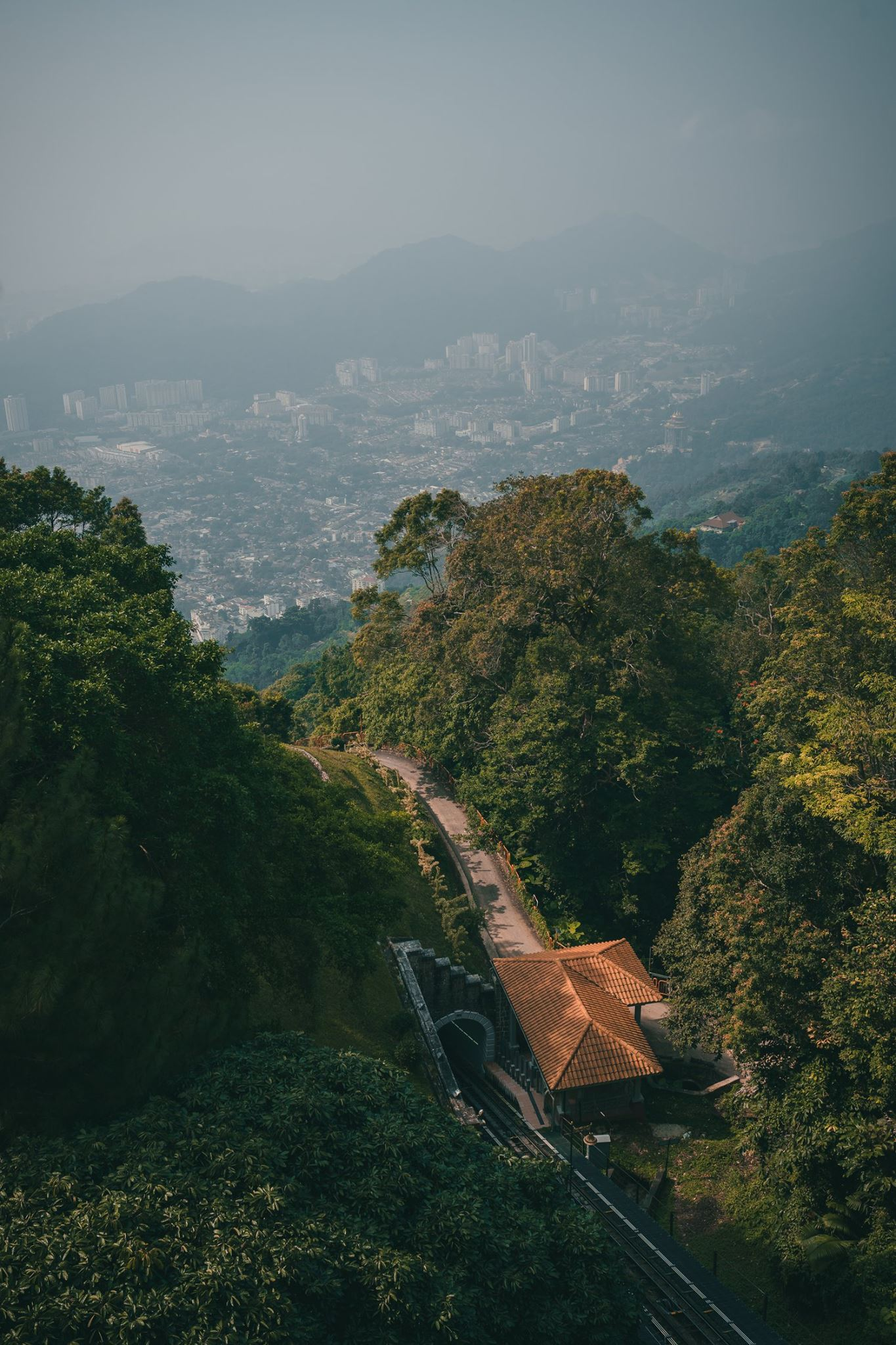 Penang Hill - An overview of Penang