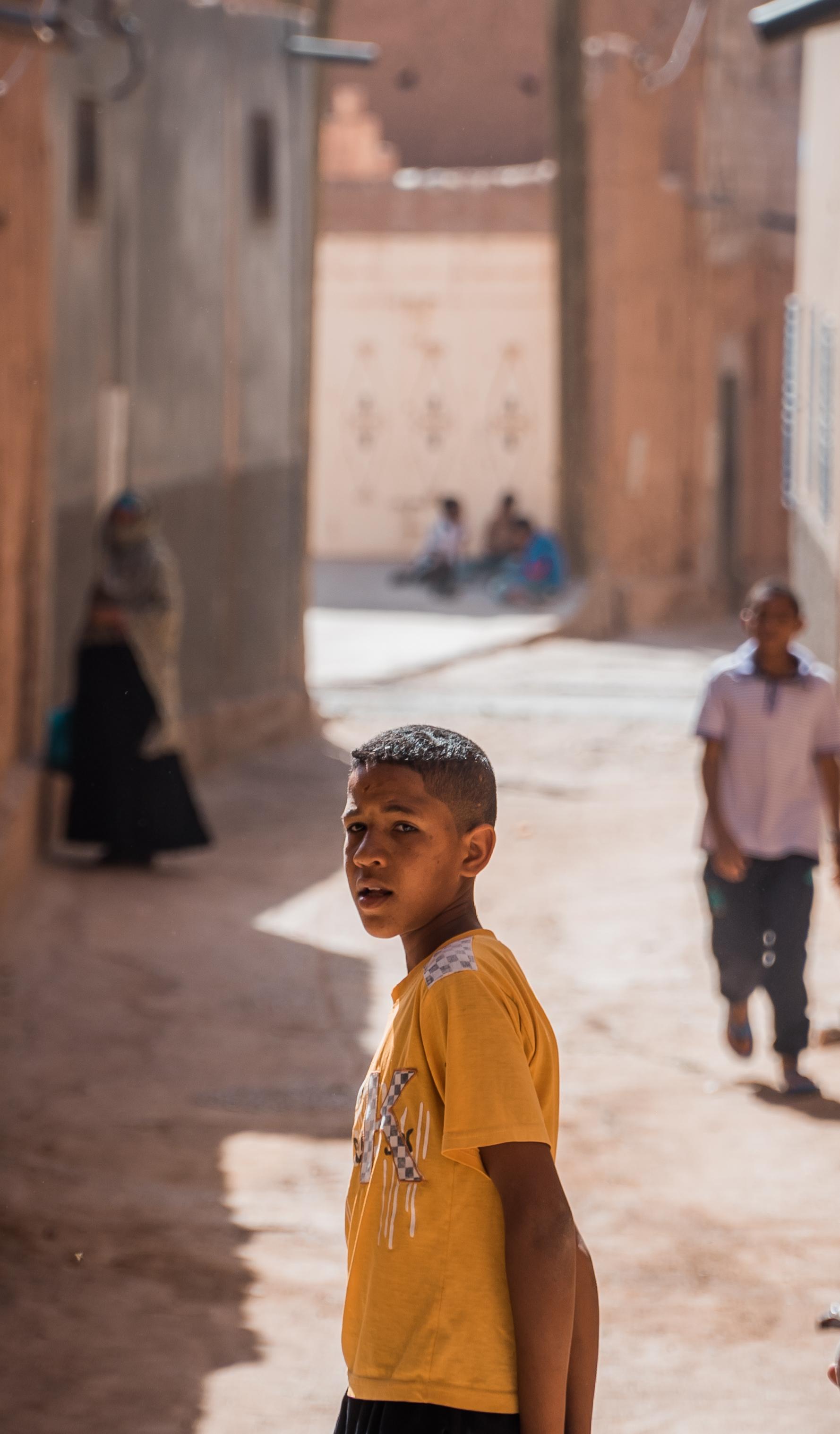 Moroccan Child