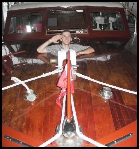 Maiden Voyage, Memorial Day 2003