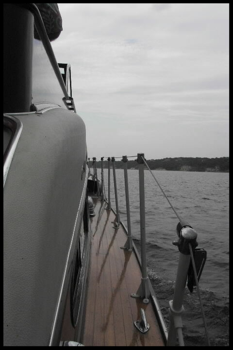 Maiden Voyage, Memorial Day, 2003